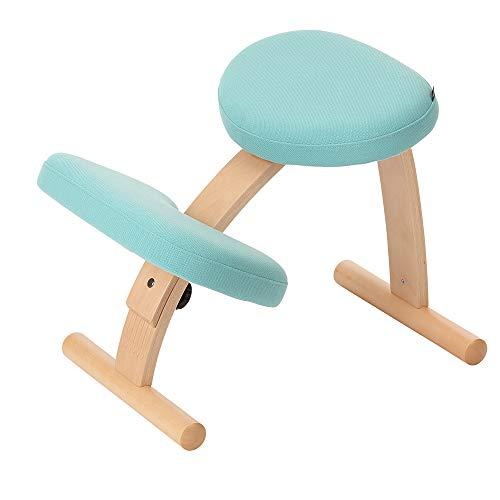 バランスチェア イージー ライトグリーン 姿勢が良くなる椅子 学習椅子 姿勢 矯正 椅子 猫背