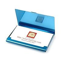 【TOSANG】 クリエイティブ アルミホルダー メタルボックス カバー クレジット名刺 財布 便利 5色 アルミ合金 贈り物 持ち運び便利 軽量 14枚収納 バッグ 引越し祝い