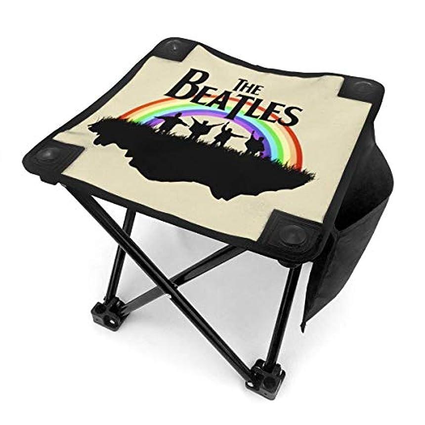 間接的ブルーベル草ビートルズと虹 アウトドアチェア 折りたたみ椅子 コンパクトイス 軽量 耐荷重100kg 収納バック付き キャンプ バーベキュー 釣り 運動会 花見 キャンプ用品 チェアー 携帯用