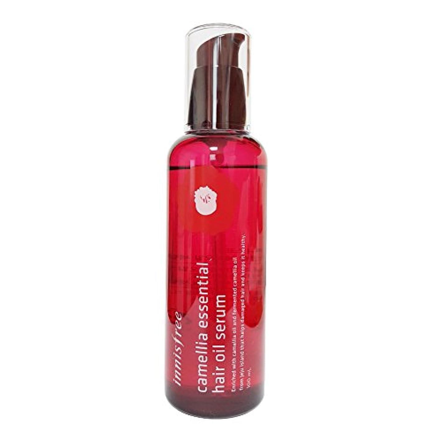 ドル走る仕立て屋[イニスフリー] Innisfree カメリアエッセンシャル?ヘア?オイルセラム (100ml) Innisfree Camellia Essential Hair Oil Serum (100ml) [海外直送品]