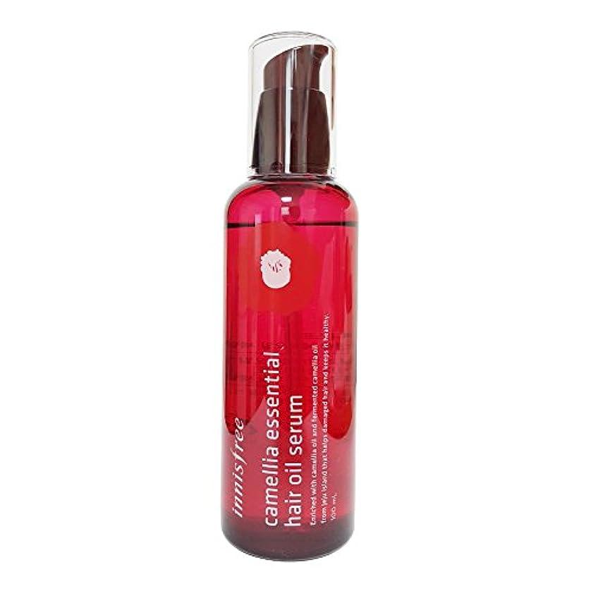 提唱する休憩クリエイティブ[イニスフリー] Innisfree カメリアエッセンシャル?ヘア?オイルセラム (100ml) Innisfree Camellia Essential Hair Oil Serum (100ml) [海外直送品]