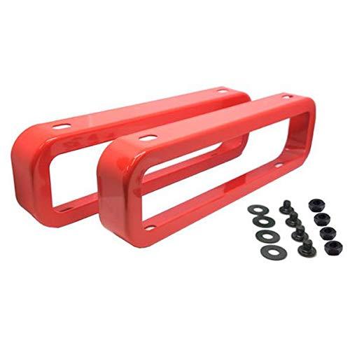 タイムリー GSTAGE ガラステーブル用 脚2本セット [ レッド ] GSTAGE-LEGSR