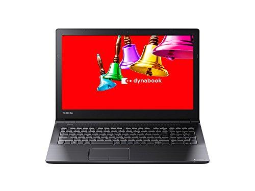 東芝 dynabook AZ35/BB 東芝Webオリジナルモデル (Windows 10 Anniversary/Office Home and Business Premium プラス Office 365 サービス/15.6型/Core i5/ブラック) PAZ35BB-SJA