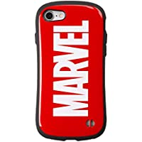 iFace First Class MARVEL iPhone8 / 7 ケース 耐衝撃/ロゴ / レッド