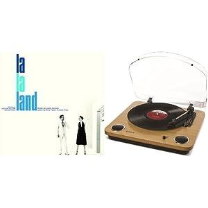 Ost: La La Land [12 inch Analog]+Max LP レコードプレーヤーセット