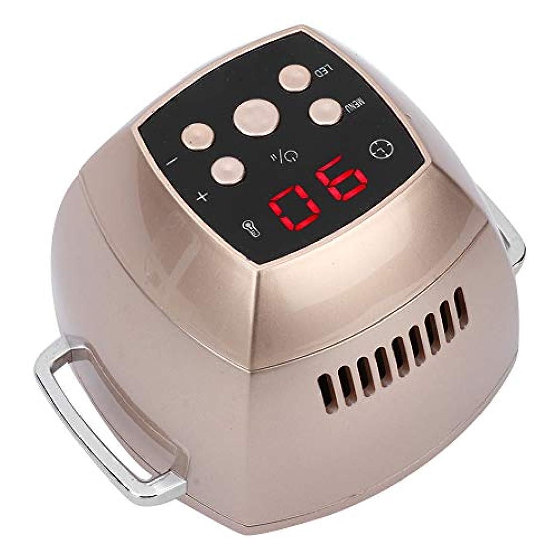 疼痛緩和治療、健康、無煙、安全かつインテリジェントな遠隔制御のためのインテリジェント電子灸装置(US Plug)