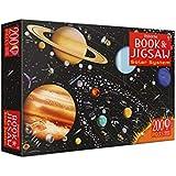 Usborne Book and Jigsaw The Solar System