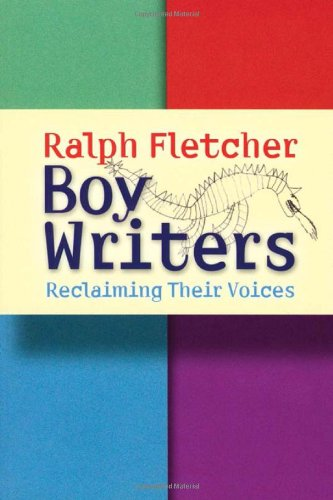 Download Boy Writers: Reclaiming Their Voices 1571104259