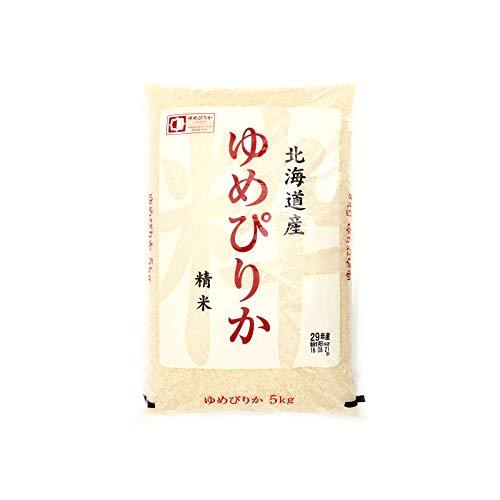 木徳神糧 北海道 ゆめぴりか 5Kg [0552]