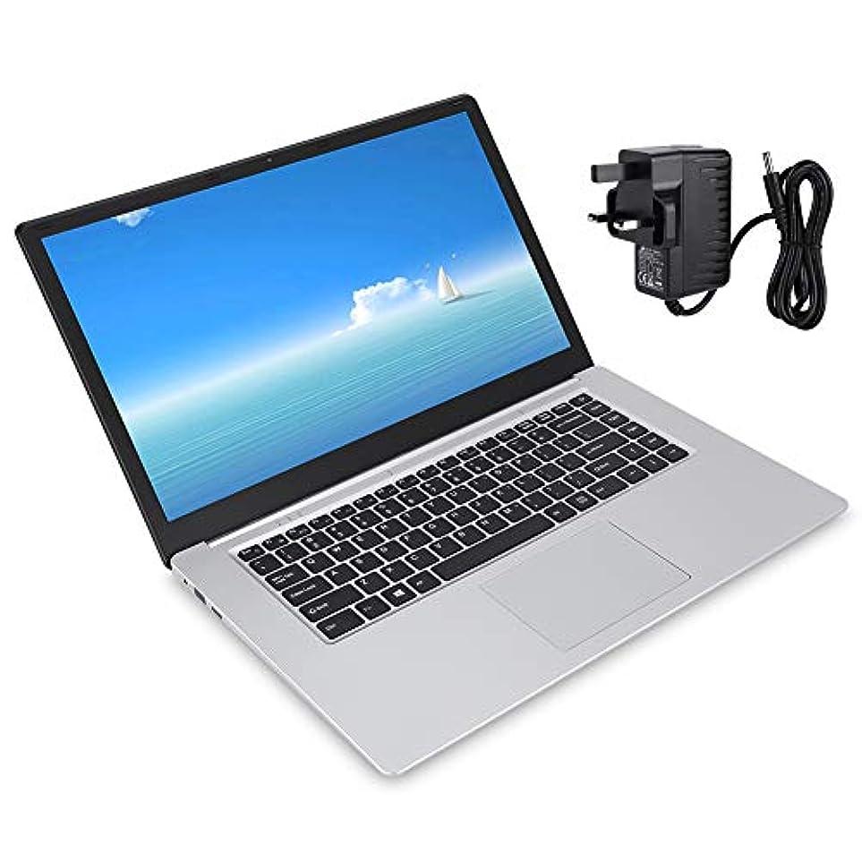 競争力のある気味の悪いサーバ737A6 15.6inノートパソコンノートPC用スリムPCノートPC PC用Intel Apollo Lake J3455 8 RAM + 512GB SSD ROM Bussiness Travel用ポータブルノートパソコン(UKプラグ)