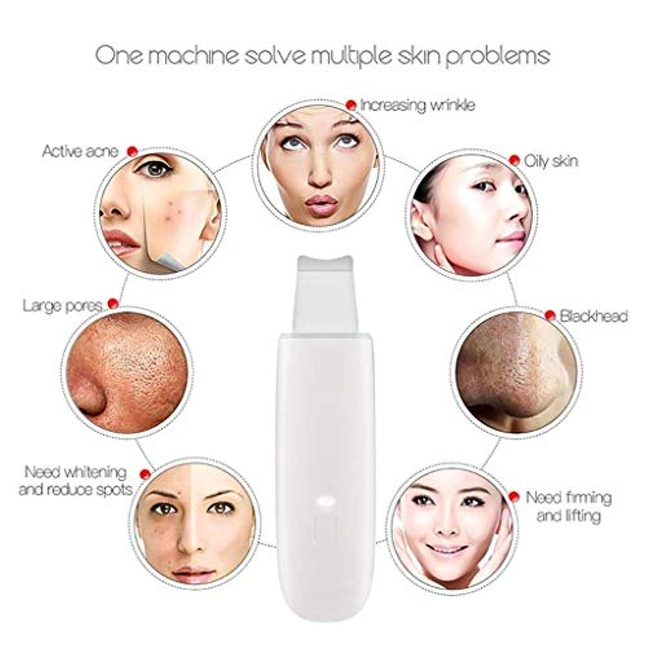 シャッタートライアスリートヘロイン顔の美のマッサージャー、顔のマッサージャー、微結晶の顔の修理の深いクリーニングの美装置、超音波顔持ち上がるマッサージャー