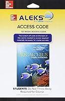 ALEKS 360 Access Card 52 Weeks for Coburn Precalculus: Graphs & Models【洋書】 [並行輸入品]