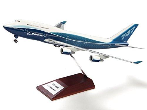 (ボーイング) BOEING 747-400 プラスチック モデル (1/200) 飛行機 ダイキャスト
