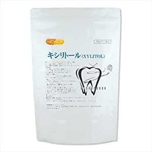 キシリトール700g XYLITOL 天然糖代替甘味料 100% [01] NICHIGA(ニチガ)