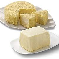 ルタオ (LeTAO) チーズケーキ 奇跡の口どけセット (ドゥーブルフロマージュ パフェ ド フロマージュ)バレンタインデー