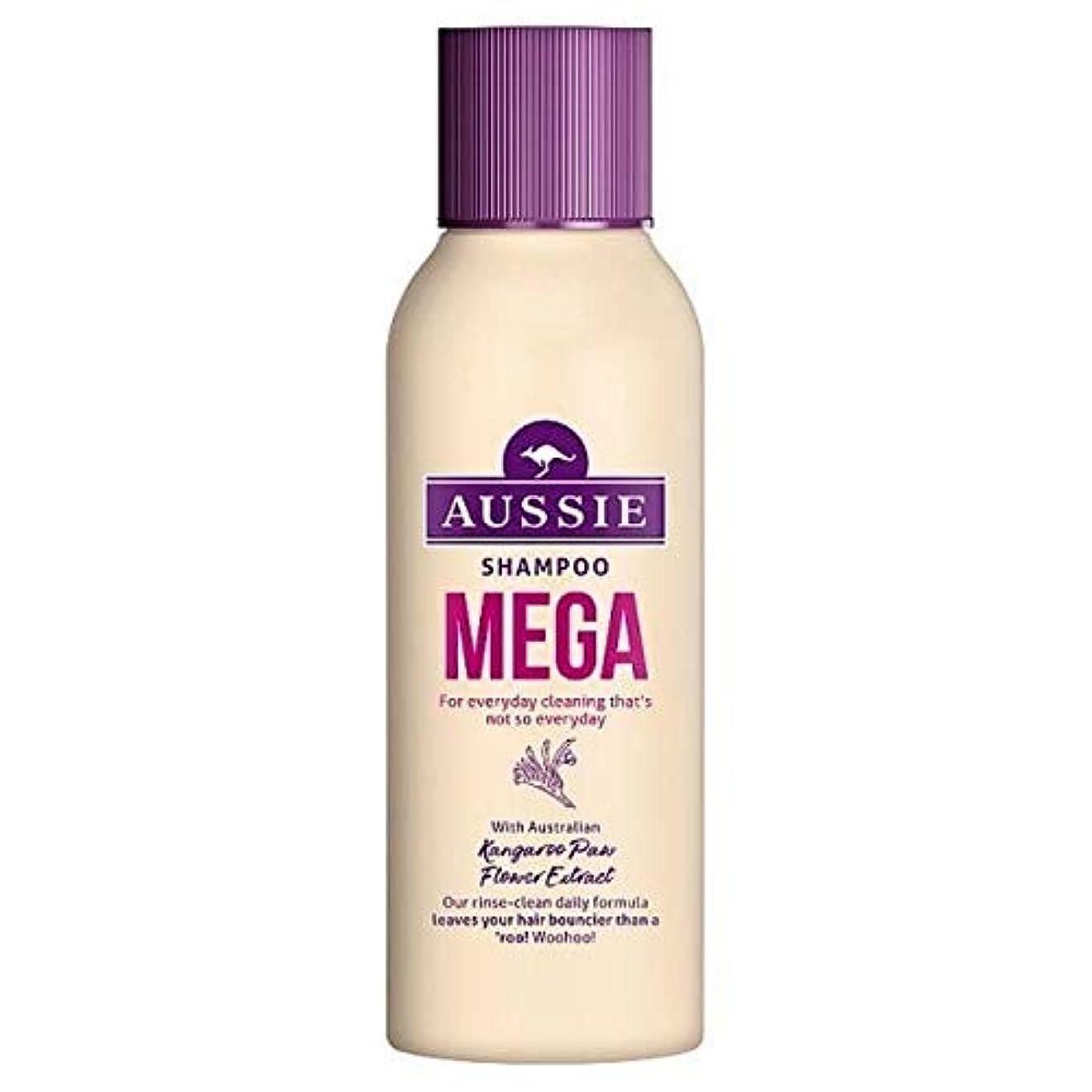 ロマンスコミュニティ識別する[Aussie ] オージーメガシャンプー90ミリリットル - Aussie Mega Shampoo 90ml [並行輸入品]