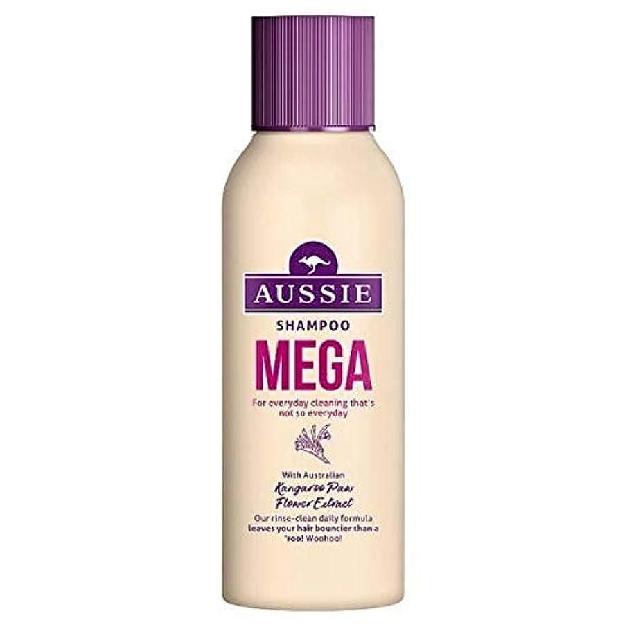 渇きインデックス禁じる[Aussie ] オージーメガシャンプー90ミリリットル - Aussie Mega Shampoo 90ml [並行輸入品]
