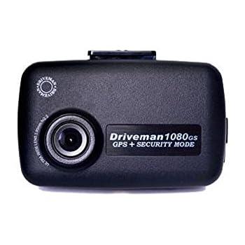 【アサヒリサーチ】 Driveman(ドライブマン) GPSアンテナ内臓ドライブレコーダー1080GSフルセット車載用電源ケーブルタイプ  【品番】 1080GS-DM