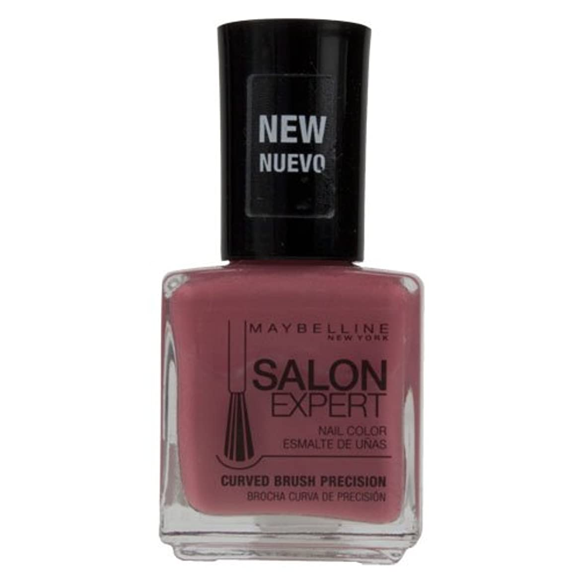 理由関係する赤ちゃんMAYBELLINE SALON EXPERT NAIL COLOR #410 ROSY GIGGLES