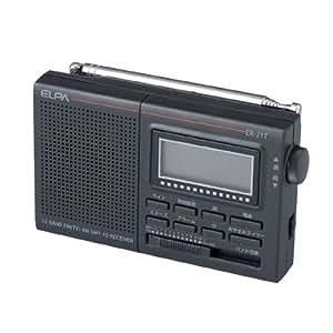 ELPA ラジオ ER-21T-N