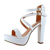 [Guilty Shoes] レディース US サイズ: 6 M US カラー: ホワイト