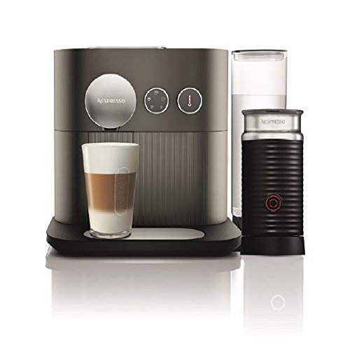 ネスプレッソ ネスプレッソコーヒーメーカー バンドルセット グレーNespresso エキスパート D80GR-A3B