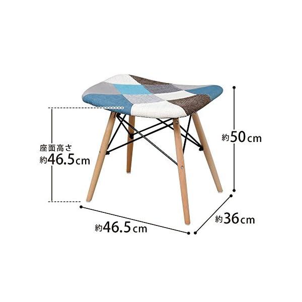 椅子 イームズチェア スツール デザイナーズ ...の紹介画像7