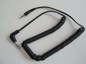 MIDLAND[日本仕様正規品] L1305オーディオ接続ケーブル(2.5mm⇔3.5mm) L1305