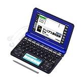 カシオ計算機 電子辞書 EX-word XD-N4800 (140コンテンツ/高校生モデル/ブルー) XD-N4800BU