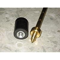 コントラバス ハイブリッド(チタン入り真鍮)エンドピン径10ミリ