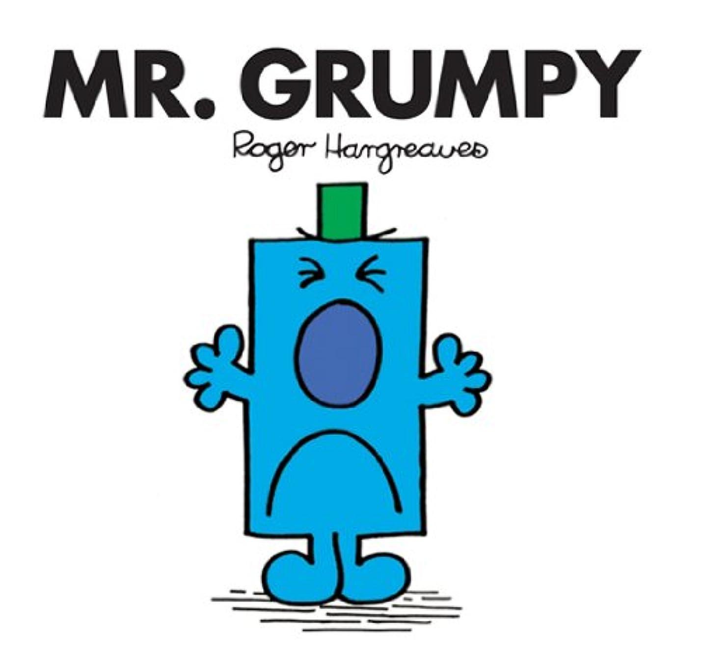 ブリークシャーロットブロンテ感度Mr. Grumpy (Mr. Men and Little Miss Book 27) (English Edition)