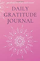 Daily Gratitude Journal: 90-days of gratitude and affirmations for positivity and happiness
