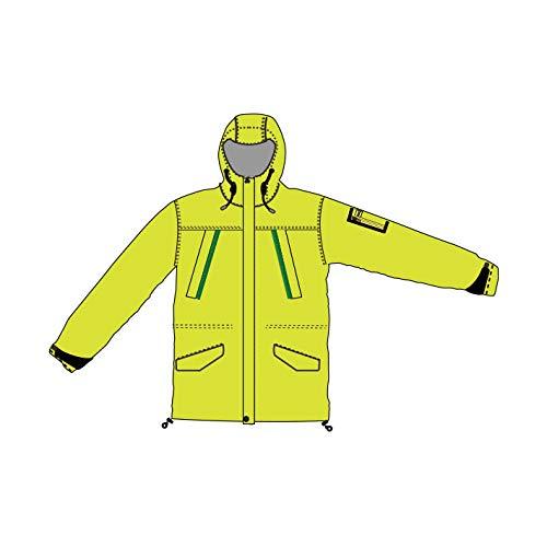 18-19 COLLECT MANIA コレクトマニア COM-02 HEADLIGHT JACKET ヘッドライトジャケット スノーボードウェア スノーウェア (L, #6_WAKAKUSA)