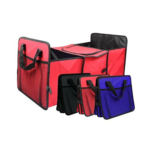 (Red) - Everoasis Auto Trunk O...