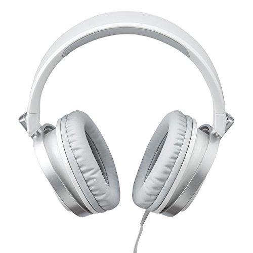 パナソニック 密閉型サラウンドヘッドホン 折りたたみ式 DTS Headphone:X対応 ホワイト RP-HX550-W