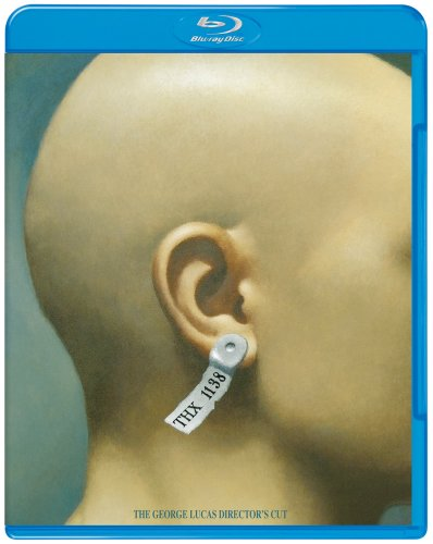 THX-1138 ディレクターズカット [Blu-ray]