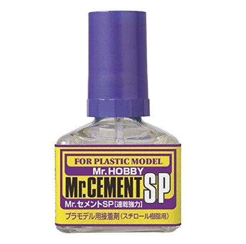 GSIクレオス Mr.セメントSP/スーパーパワー 40ml 接着剤 MC131