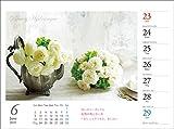 2019 浦沢美奈ウイークリーフワラーカレンダー(週めくり卓上) ([カレンダー]) 画像