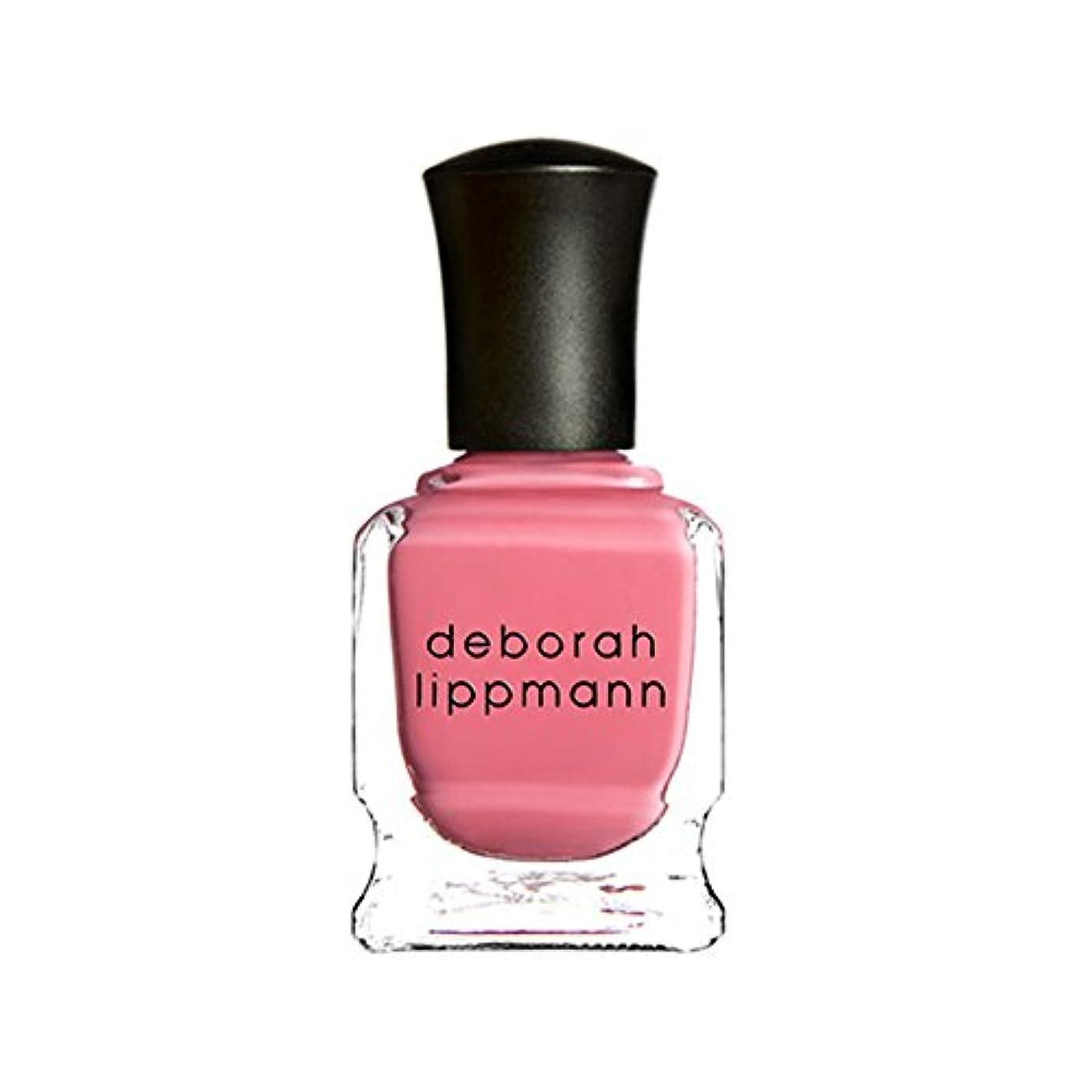 隣人アクセントプレート[Deborah Lippmann] デボラリップマン ポリッシュ デイトリッパー DAYTRIPPER ピンク系 15mL