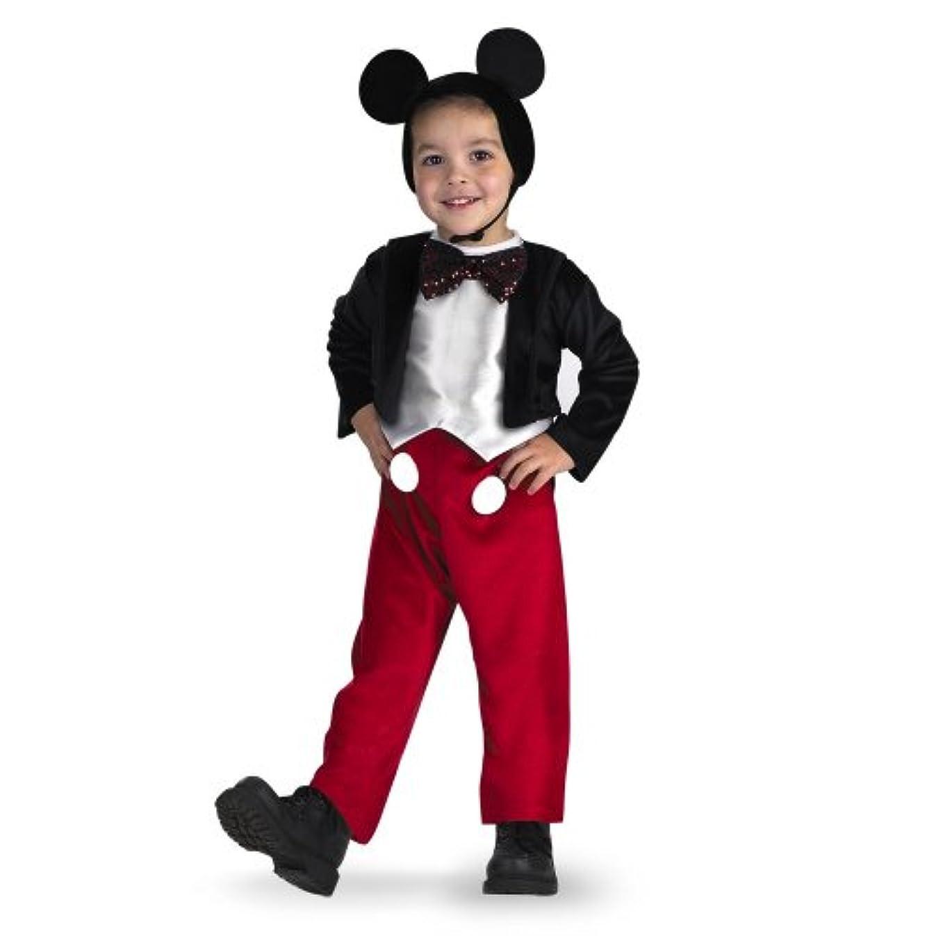 徐々に確認楽しむハロウィン プレゼント ハロウィン 衣装 キッズ ミッキーマウスのコスプレ衣装 コスチューム 子供用 Sサイズ