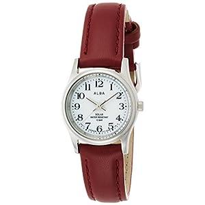 [アルバ]ALBA 腕時計 ソーラー ハードレックス 10気圧防水 AEGD561 レディース