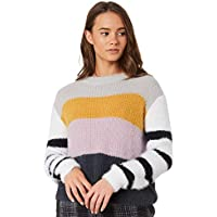 All About Eve Women's Womens Rare Find Knit Crew Polyamide Acrylic