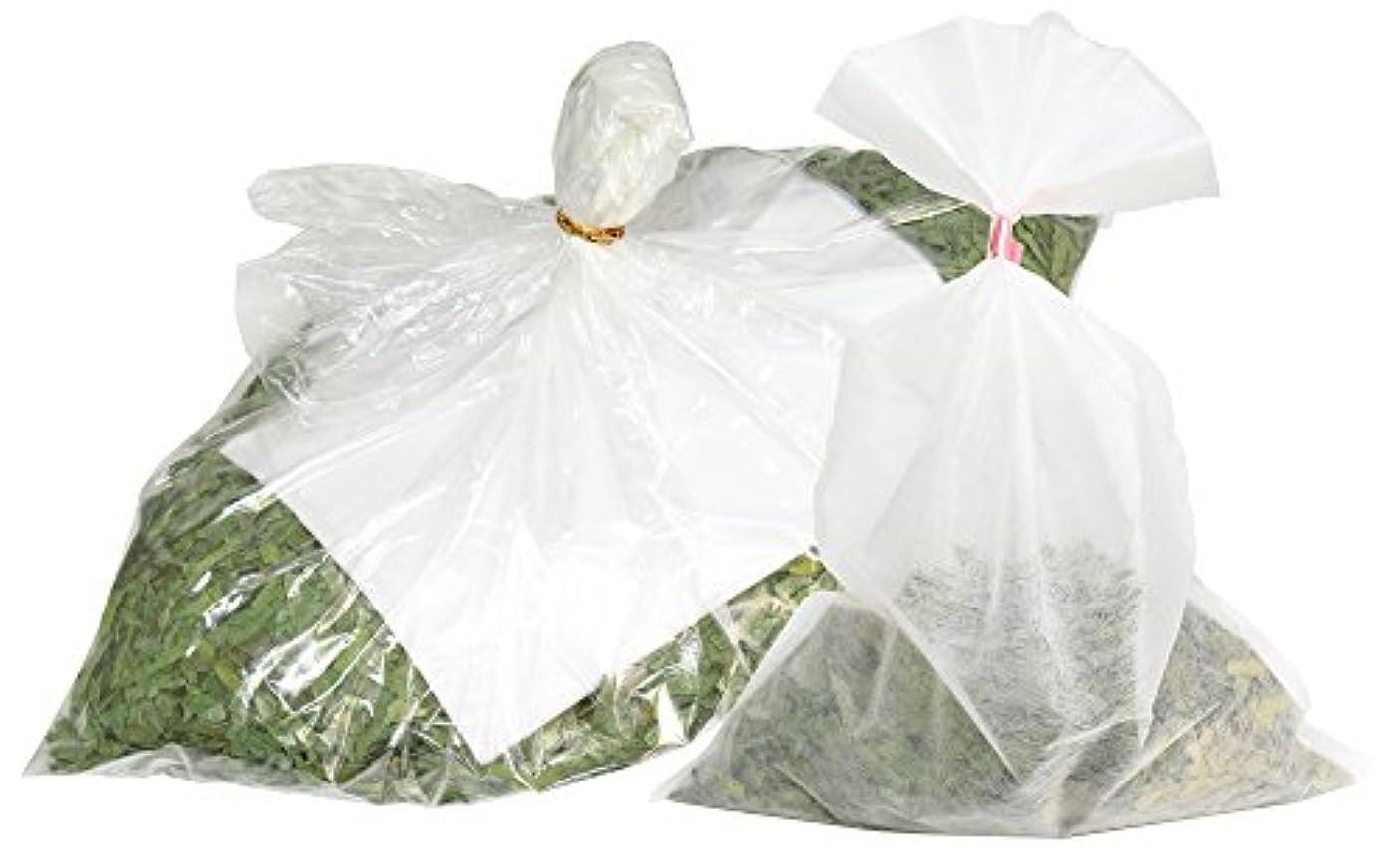自然健康社 シジュウムの湯 600g 乾燥刻み 不織布付き