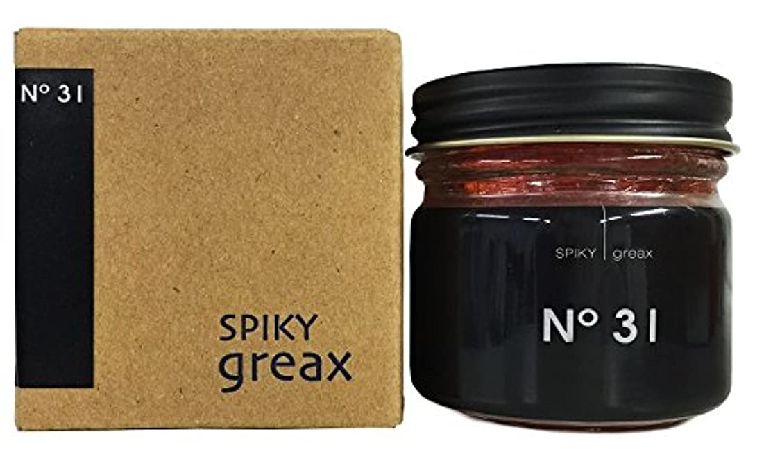 処方気体のに対応するイリヤコスメティクス スパイキー グリークス 31 60g