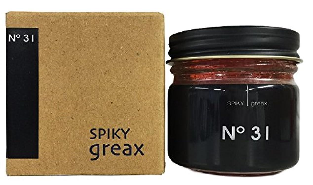 麺最適出来事イリヤコスメティクス スパイキー グリークス 31 60g