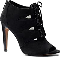 [Isola] Womens - Brinly, Black Suede, Size 9.5 [並行輸入品]