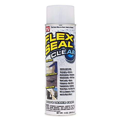 As Seen On TV フレックスシール FLEX SEAL Clear クリア FLS1003 10oz(283g)