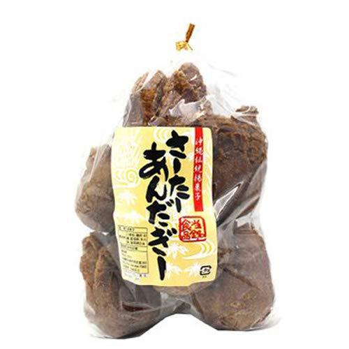 当銘食品 サーターアンダギー 黒糖 8個入り×5袋