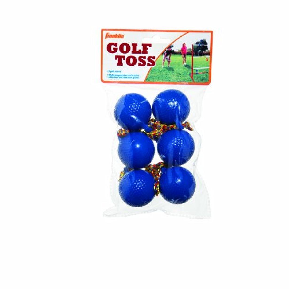 したいダイエット政治的Franklin Sports Bolo Hillbilly Ladder Golf Ball Toss 2 Sets Of Balls Included