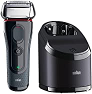 Braun Series 5 5050cc Electric Foil Shaver with Clean&Charge Sta